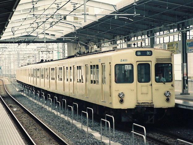 #3246 東武鉄道モハ2411x8 1991-6-30