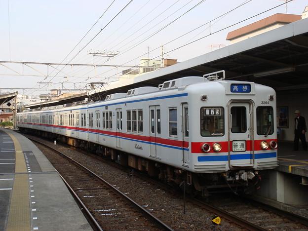 #3265 京成電鉄モハ3264x4 2007-4-12