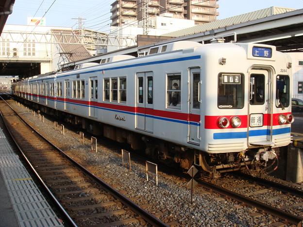 #3268 京成電鉄モハ3264x4 2007-4-12