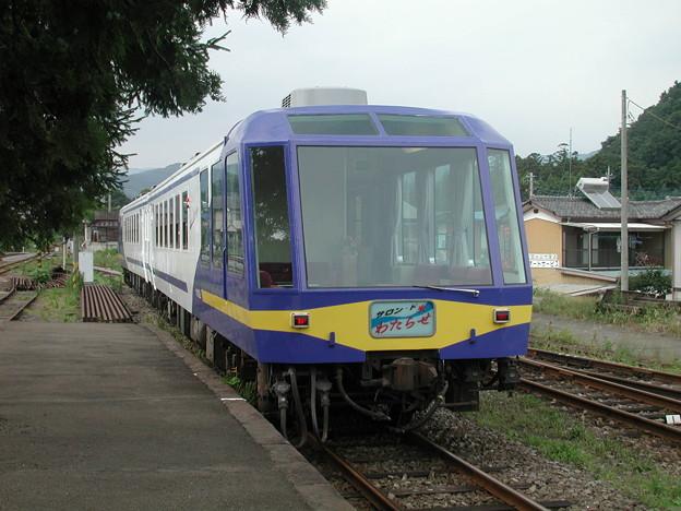 #3293 わたらせ溪谷鐵道「サロン・ド・わたらせ」 2001-7-14