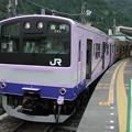 #3300 201系「四季彩」 2001-8-4