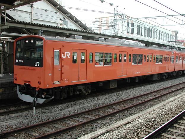 #3301 201系 クハ201-144 2001-8-4