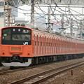 #3329 中央線201系 八トタT129F 2007-3-25