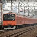 #3330 中央線201系 八トタT113F 2007-3-25