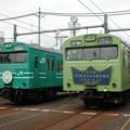 #3340 クハ103-335・3003 2005-8-27