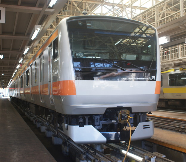#3365 E233系 八トタT32F 2018-8-25