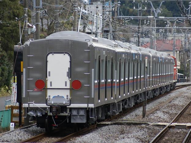 #3376 京成電鉄3030F甲種輸送(最後尾C#3030-4) 2015-1-28