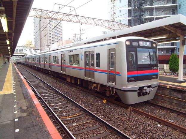 #3383 京成電鉄3038F 2018-9-3