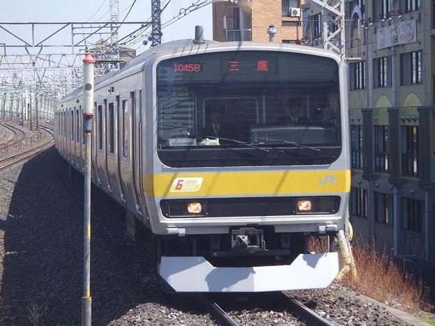 #3389 E231系 八ミツB26F 2011-4-1