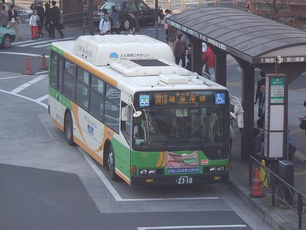 #3392 都営バスS-K678 2011-4-7