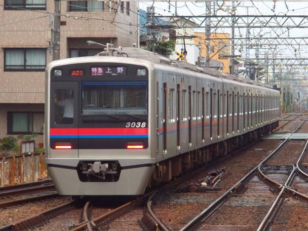 #3393 京成電鉄3038F 2018-9-3