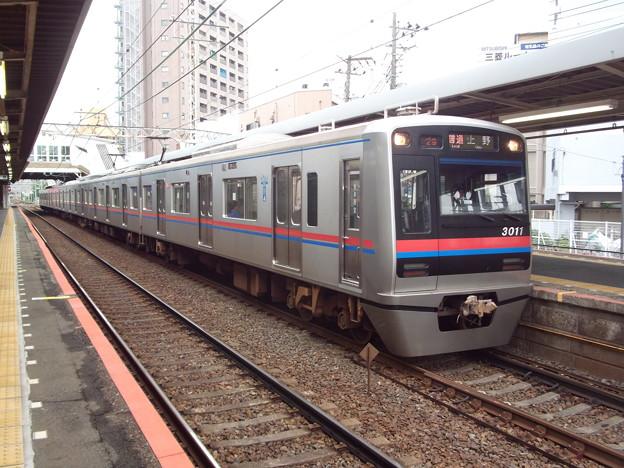 #3395 京成電鉄3011F 2018-9-3