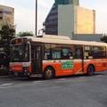 写真: #3419 東武バスC#2831 2018-7-17