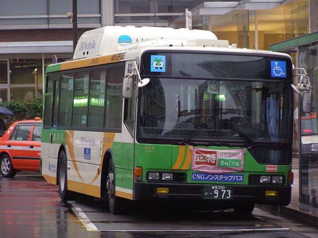 #3421 都営バスR-L119(練馬200か-973) 2010-9-16