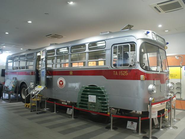 #3455 東急バスTA1525 横浜22か1659 2018-10-2