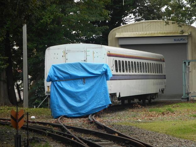 #3484 JR総研 謎のボデー 2018-10-13