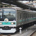 Photos: #3489 209系1000番台 東マト82F 2018-10-13