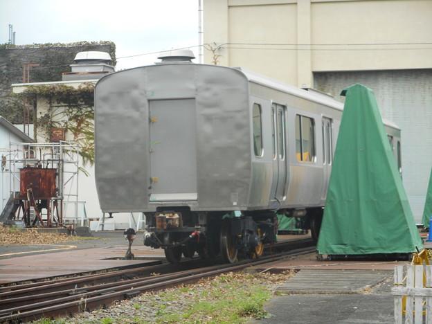 #3494 JR総研 無番号試験車体 2018-10-13