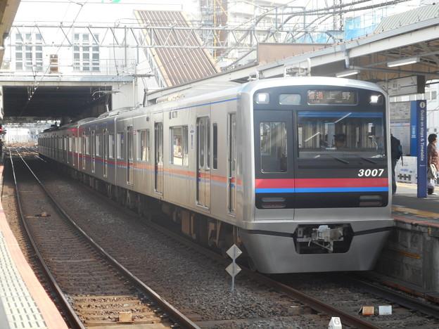 #3515 京成電鉄3007F 2018-10-17
