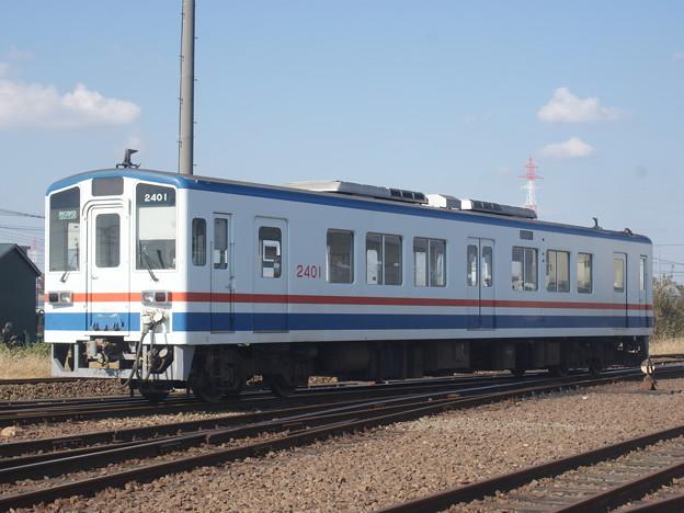 #3568 関東鉄道キハ2401 2018-11-3