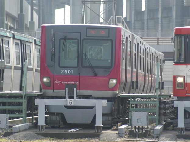 #3619 埼玉ニューシャトル2101F@C#2601 2018-11-11
