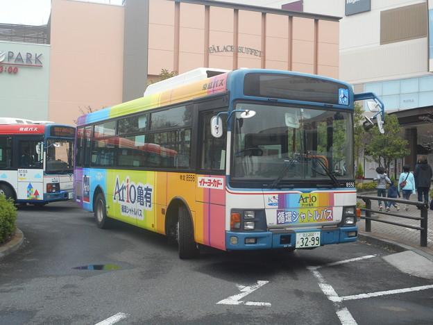 #3632 京成バスC#8556 2018-11-12