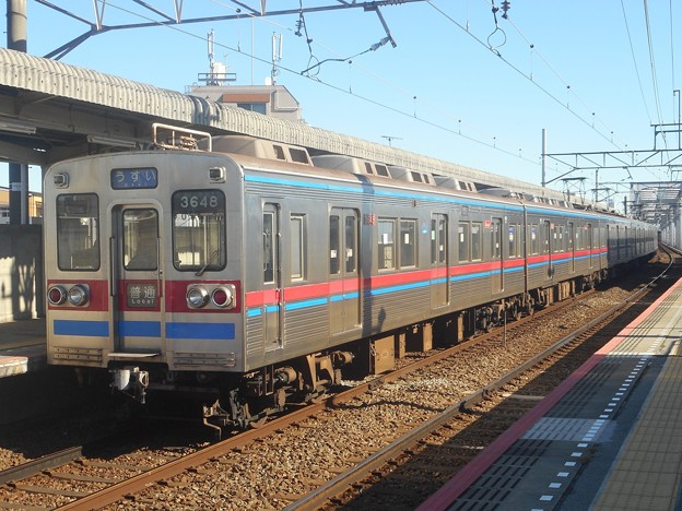 #3636 京成電鉄3648F 2018-11-23