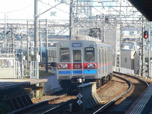 #3658 京成電鉄3658F 2018-11-23