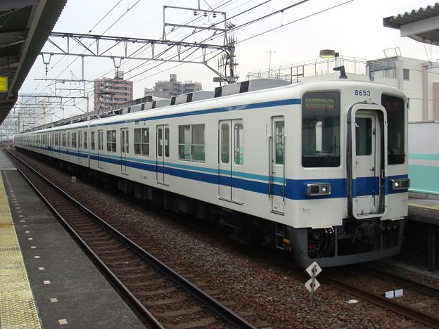 #3698 東武鉄道8124F+8553F 2007-12-11