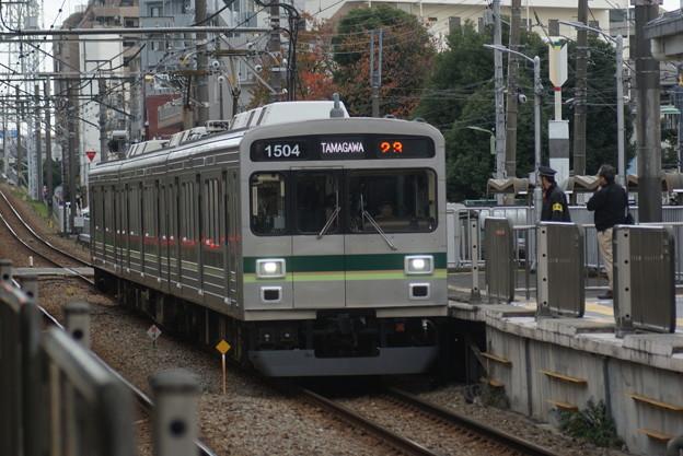 #3746 東京急行電鉄1504F 2018-11-24
