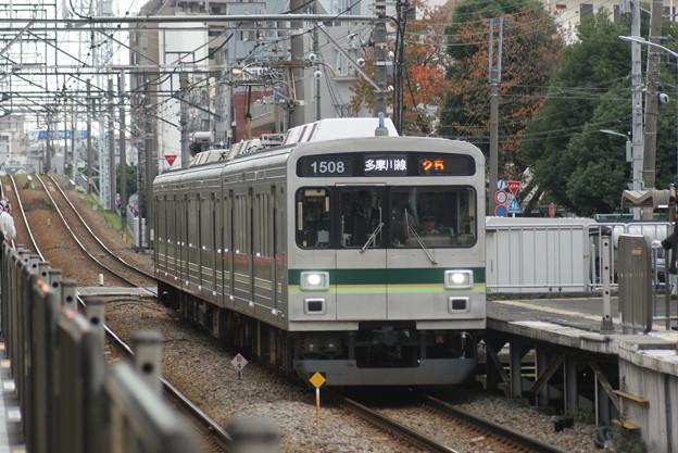 #3748 東京急行電鉄1508F 2018-11-24