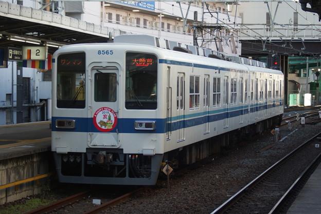 #3778 東武鉄道8565F@モハ8565 2019-1-2