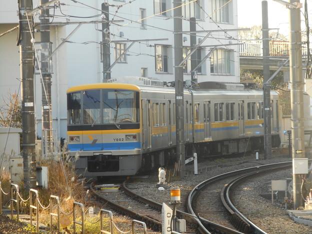 #3795 横浜高速鉄道Y002F 2018-1-5