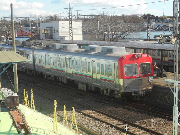 #3799 上毛電気鉄道クハ723 2019-1-3