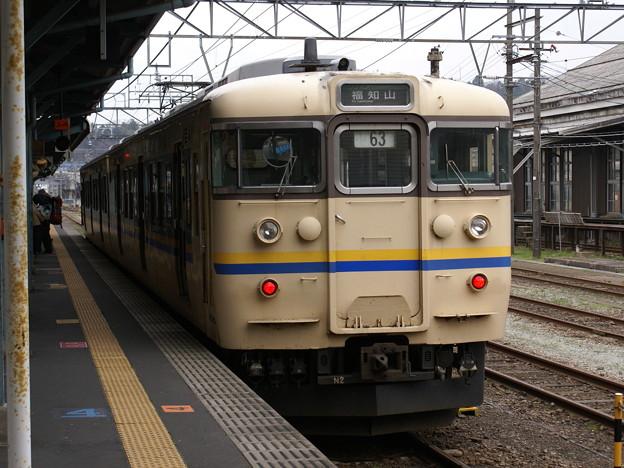 #3804 JR西日本クモハ112-3804 2008-3-23