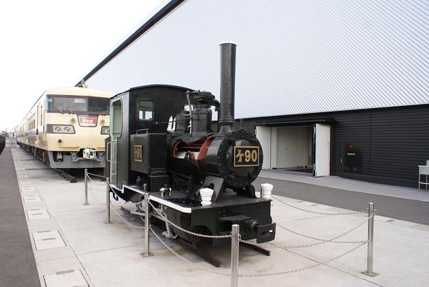 #3805 ヶ90とクハ117-30F 2012-9-3