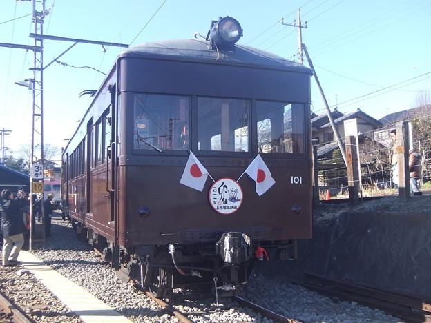 #3816 上毛電気鉄道デハ101 2011-1-3