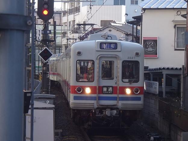 #3817 京成電鉄3337F 2013-1-1