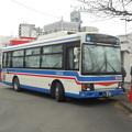 #3832 川崎鶴見臨港バス1A252 2019-1-12