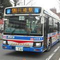 #3833 川崎鶴見臨港バス2A587 2019-1-12