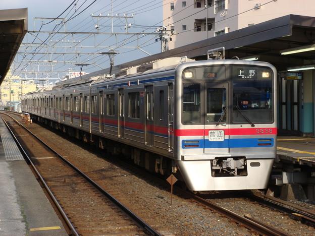 #3837 京成電鉄3838F 2007-4-15