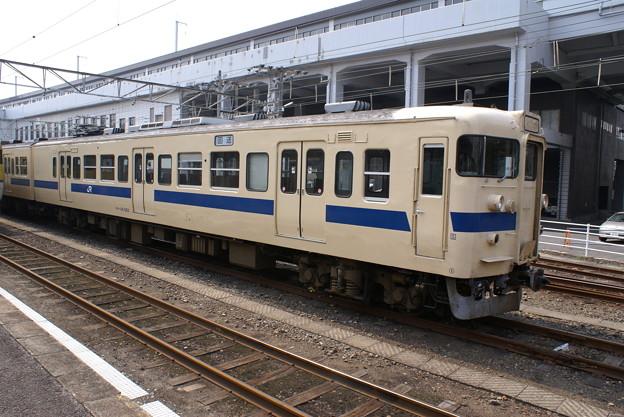 #3848 JR西日本クモハ114-553 2008-3-25