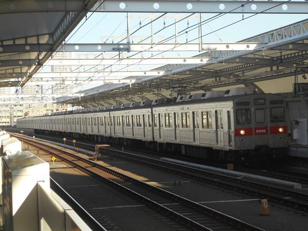 #3850 東京急行電鉄8606F 2019-1-19