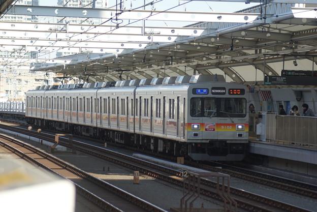 #3851 東京急行電鉄9002F 2019-1-19