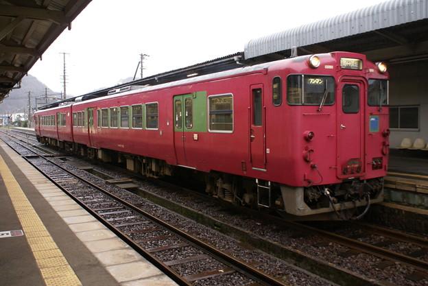 #3917 JR西日本キハ47 15+キハ47 1133 2008-3-23