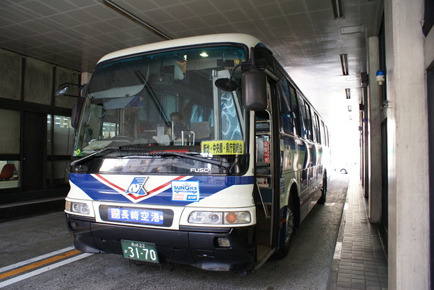 #3929 長崎県営バス 0E-17 2008-3-26