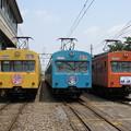 #3968 秩父鉄道デハ1012・1001・1011 2008-5-17