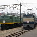#3974 EF58 93・EF65 535 2008-5-24