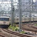 Photos: #3979 185系「踊り子」宮オオC1F+A8F 2012-7-15