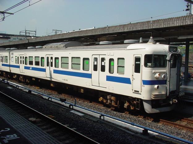 #4003 415系 クハ401-63 2005-8-30
